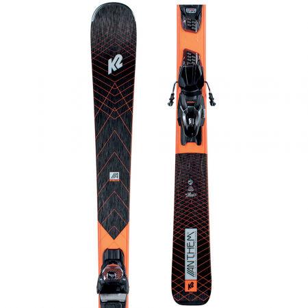 K2 ANTHEM 78 + ER3 10 COMPACT Q - Dámske allmountain lyže s viazaním