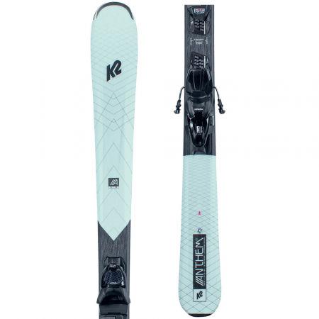 K2 ANTHEM 75 + ERP 10 QUIKCLIK - Női allmountain síléc kötéssel