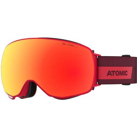 Atomic REVENT Q STEREO - Lyžiarske okuliare