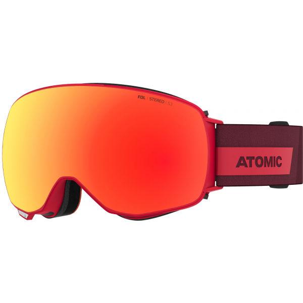 Atomic REVENT Q STEREO  UNI - Lyžařské brýle
