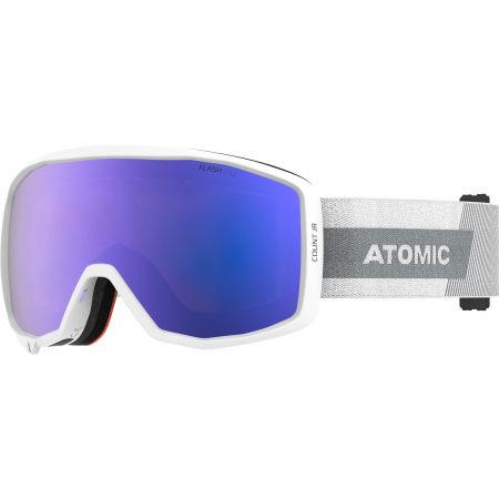 Atomic COUNT JR SPHERICAL - Juniors' ski goggles