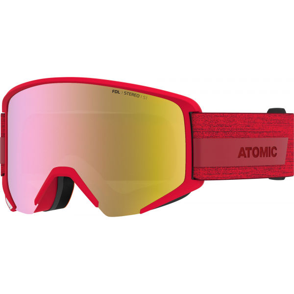 Atomic SAVOR BIG STEREO  UNI - Lyžařské brýle