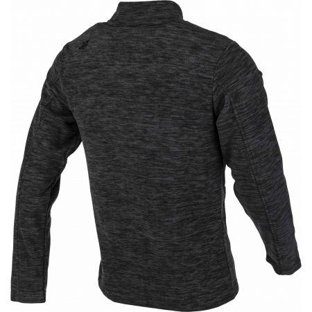 Men's fleece sweatshirt - 4F MENS´S FLEECE - 3