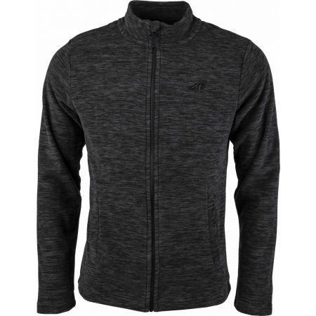 Men's fleece sweatshirt - 4F MENS´S FLEECE - 1