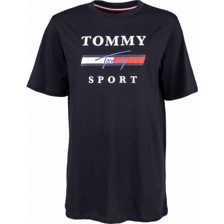 Tommy Hilfiger GRAPHICS  BOYFRIEND TOP - Női póló