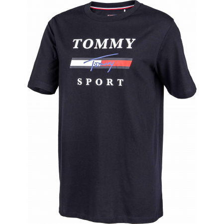 Női póló - Tommy Hilfiger GRAPHICS  BOYFRIEND TOP - 2