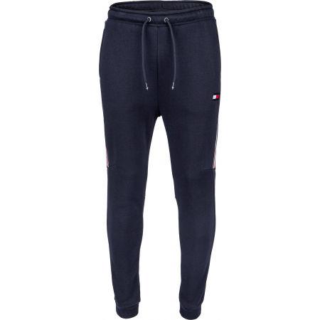Men's sweatpants - Tommy Hilfiger CUFFED FLEECE PANT TAPERED LEG - 2