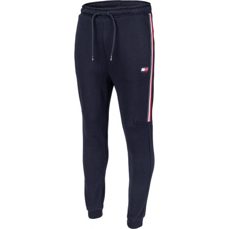 Tommy Hilfiger CUFFED FLEECE PANT TAPERED LEG - Мъжко спортно долнище