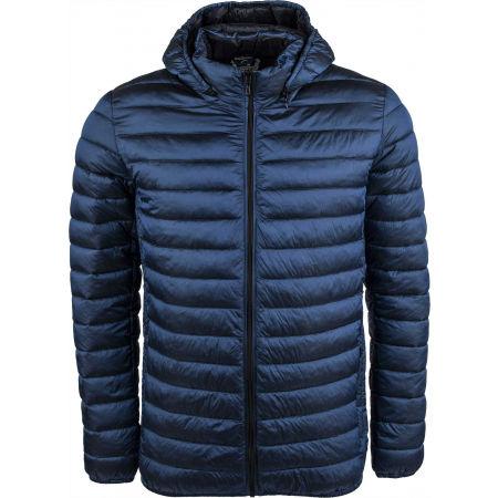 Northfinder SOFTY - Férfi steppelt kabát sportoláshoz
