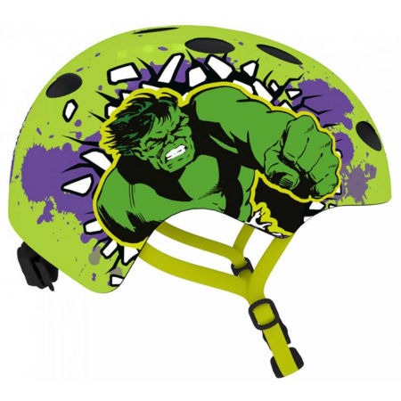Disney HULK - Kids' freestyle helmet
