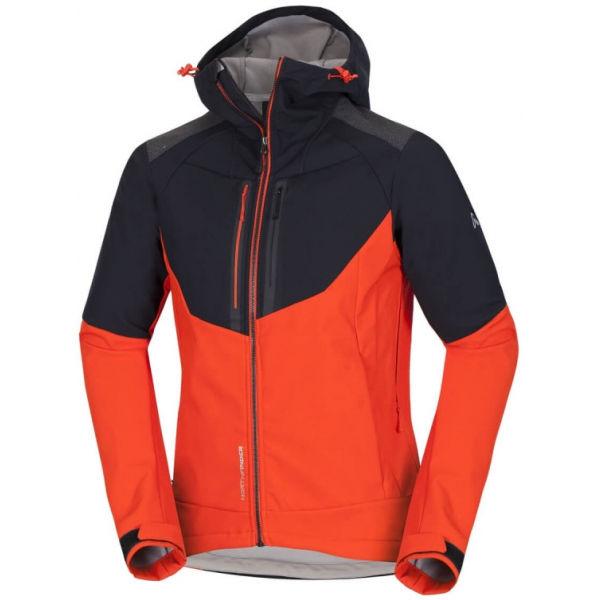 Northfinder BROSDY - Pánska outdoorová bunda