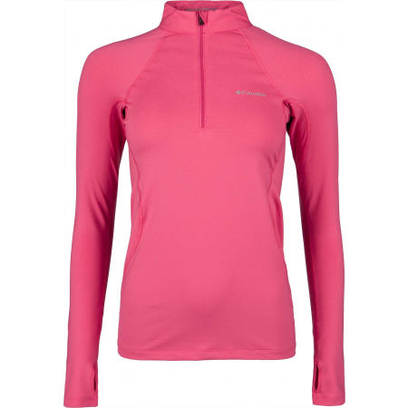 Columbia MIDWEIGHT STRETCH LONG SLEEVE HALF ZIP - Women's functional T-shirt