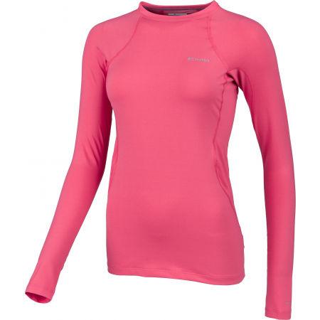 Dámské funkční tričko - Columbia MIDWEIGHT STRETCH LONG SLEEVE TOP - 2