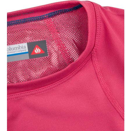 Dámské funkční tričko - Columbia MIDWEIGHT STRETCH LONG SLEEVE TOP - 4