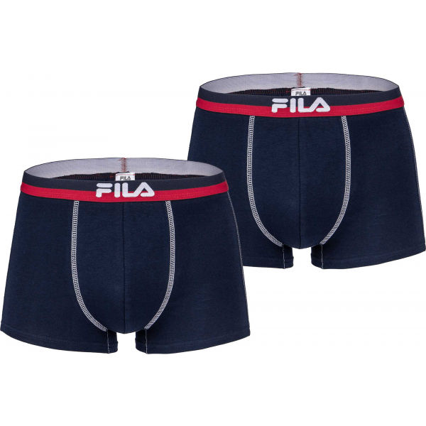 Fila MAN BOXERS 2 PACK  XL - Pánske boxerky