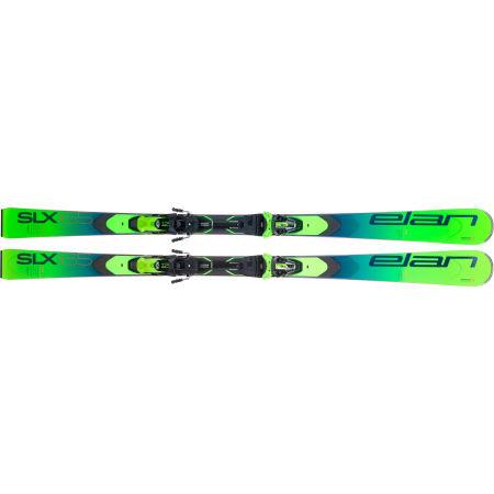 Универсални ски - Elan SLX FUSION X + EMX 12 - 2
