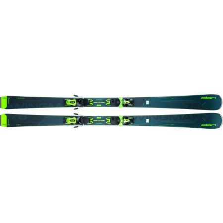 Pánské sjezdové lyže - Elan WINGMAN 78 TI PS + ELS 11 - 2