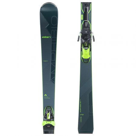 Elan AMPHIBIO 16 TI FUSION+EMX 12 - Мъжки ски