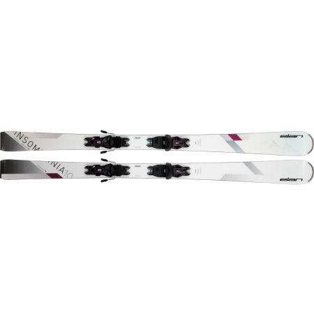 Dámske zjazdové lyže - Elan INSOMNIA 10 LS+ELW 9 - 2