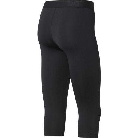 Women's leggings - Reebok WOR COMM CAPRI - 2