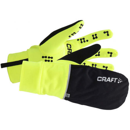 Craft HYBRID WEATHER - Combi gloves 2 in 1 -