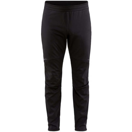 Craft GLIDE - Spodnie softshell męskie rozpinane