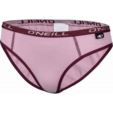 Dámské spodní kalhotky - O'Neill WOMEN BIKINI SLIP PLAIN 2-PACK - 2