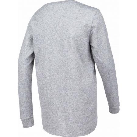Блуза за момчета - Nike NSW TEE LS EMB FUTURA B - 3