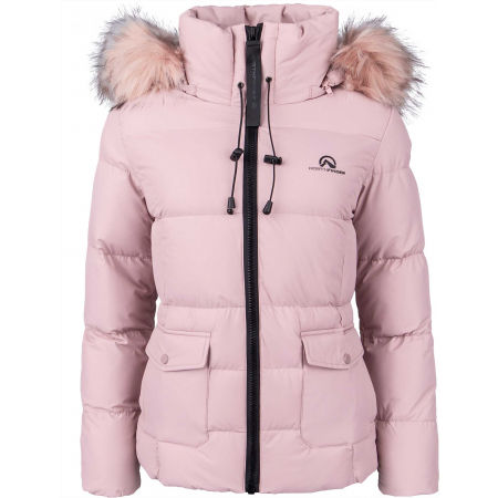 Women's insulated sports jacket - Northfinder BAGDA - 1