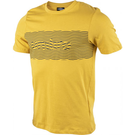 Pánské triko - Umbro FW WARPED PANEL GRAPHIC TEE - 2