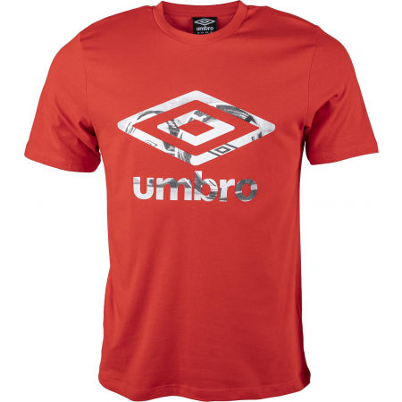 Umbro FW PHOTO GRAPHIC TEE - Pánské triko