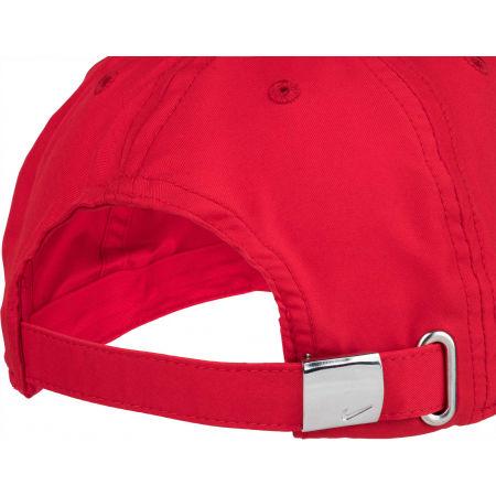 Детска шапка с козирка - Nike H86 CAP METAL SWOOSH - 2