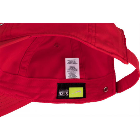 Детска шапка с козирка - Nike H86 CAP METAL SWOOSH - 4