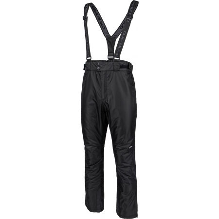 Men's ski pants - ALPINE PRO BELL - 1