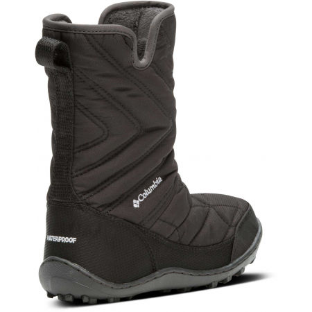 Gyerek téli cipő - Columbia YOUTH MINX SLIP III - 8
