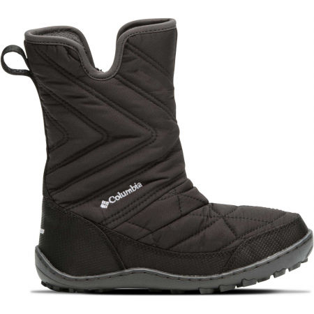 Gyerek téli cipő - Columbia YOUTH MINX SLIP III - 2