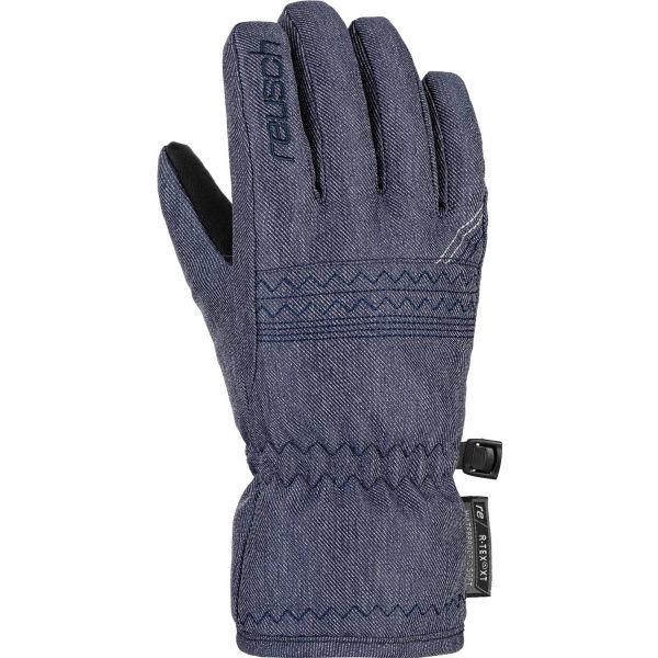 Reusch MARLENA R-TEX XT JUNIOR  5 - Detské lyžiarske rukavice