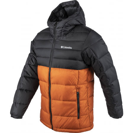 Geacă iarnă bărbați - Columbia BUCK BUTTE INSULATED HOODED JACKET - 2