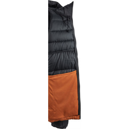 Geacă iarnă bărbați - Columbia BUCK BUTTE INSULATED HOODED JACKET - 4