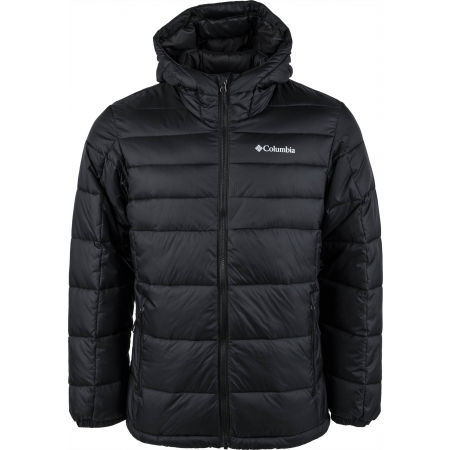 Columbia BUCK BUTTE INSULATED HOODED JACKET - Geacă iarnă bărbați