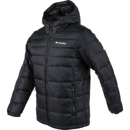 Men's winter jacket - Columbia BUCK BUTTE INSULATED HOODED JACKET - 2