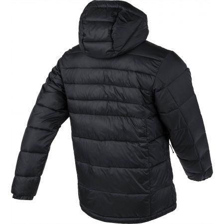 Men's winter jacket - Columbia BUCK BUTTE INSULATED HOODED JACKET - 3