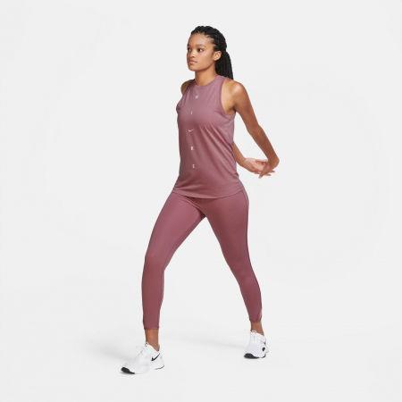 Dámské tréninkové tričko - Nike DRY TANK DB GET FIT W - 4