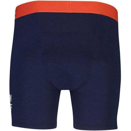 Pánské boxerky z merino vlny - MONS ROYALE HOLD'EM - 2