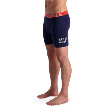 Pánské boxerky z merino vlny - MONS ROYALE HOLD'EM - 3