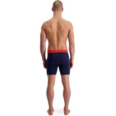 Pánské boxerky z merino vlny - MONS ROYALE HOLD'EM - 6