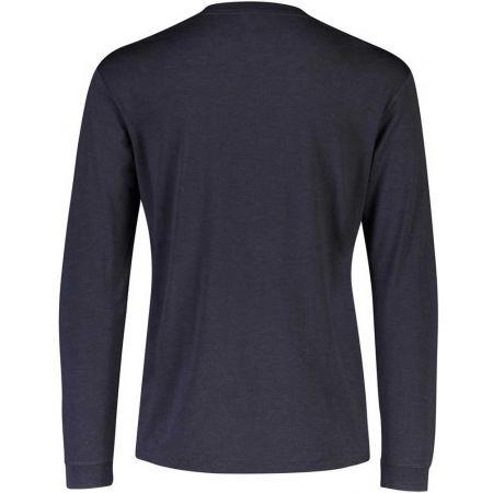 Long-sleeved Merino T-shirt - MONS ROYALE ICON LS - 2