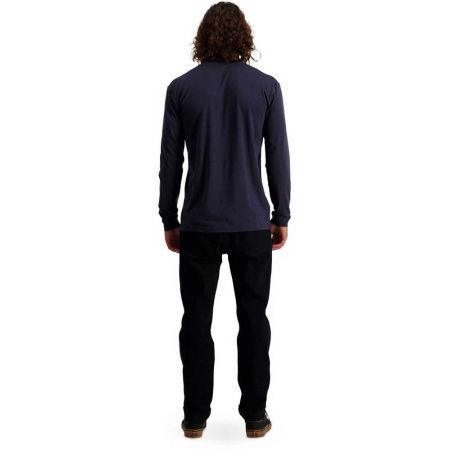 Long-sleeved Merino T-shirt - MONS ROYALE ICON LS - 5