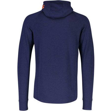 Men's merino wool functional sweatshirt - MONS ROYALE TRAVERSE MIDI HALF ZIP - 2