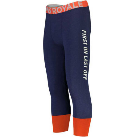 MONS ROYALE SHAUN-OFF 3/4 - Merino 3/4 leggings
